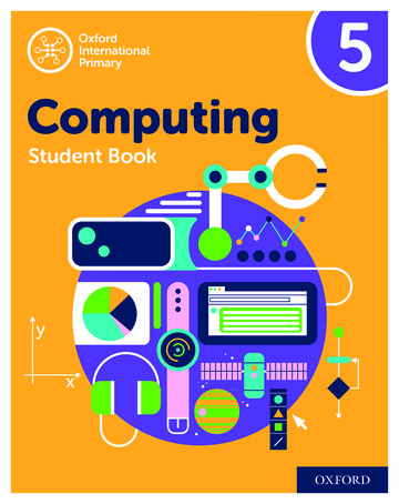 Oxford International Primary Computing Student Book 5
