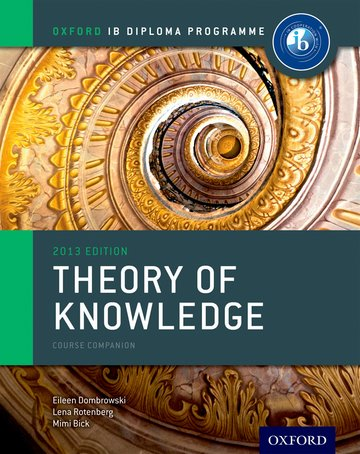 Theory Of Knowledge Course Book