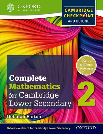 Complete Mathematics for Lower Secondary 2 Student Book