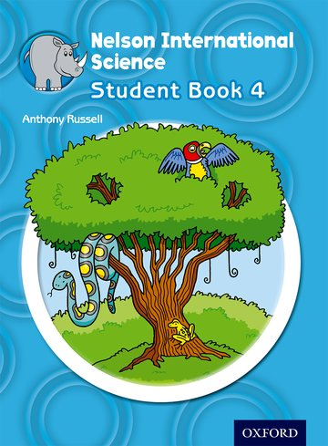 Nelson International Science Student Book 4
