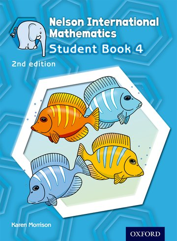 Nelson International Mathematics Student Book 4