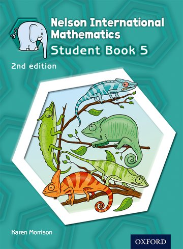 Nelson International Mathematics Student Book 5