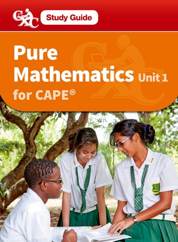 CAPE Pure Maths Unit 1 Study Guide
