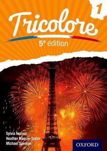 Tricolore 5e Student Book 1