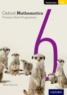 Oxford Mathematics for the PYP Student Book 6