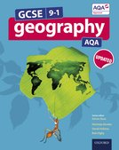 GCSE 9-1 Geography AQA Student Book