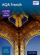 AQA A level French, Year 1 Student Book