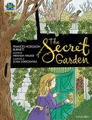 Project X Graphic Texts The Secret Garden