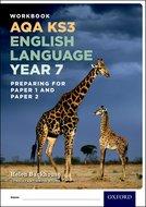 AQA KS3 English Language Workbook Year 7 Workbook pack of 15