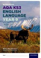 AQA KS3 English Language Workbook Year 9 Workbook pack of 15