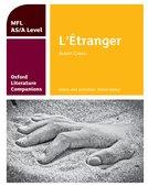 Oxford Literature Companions for A Level Languages: L'etranger