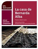 Oxford Literature Companions for A Level Languages: La casa de Bernarda Alba