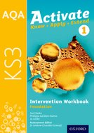 AQA Activate 1 Intervention Workbook Foundation