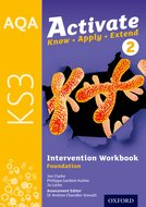 AQA Activate 2 Intervention Workbook Foundation