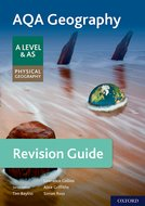 AQA Geography for A Level & AS Physical Geography Revision Guide