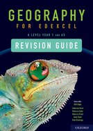 Geography for Edexcel A Level Year 1 and AS Revision Guide