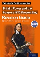 Britain: Power and the People 1170-Present Revision Guidee