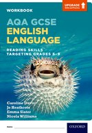 AQA GCSE English Language: Reading Skills Workbook - Targeting Grades 6-9