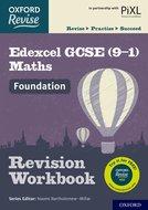 Oxford Revise: Edexcel GCSE (9-1) Maths Foundation Revision Workbook