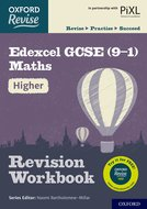 Oxford Revise: Edexcel GCSE (9-1) Maths Higher Revision Workbook
