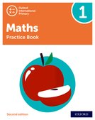 Oxford International Primary Maths: Stage 1: Age 5-6: Practice Book 1