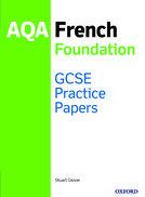 AQA GCSE French Foundation Practice Papers – Exam Revision