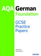 AQA GCSE German Foundation Practice Papers