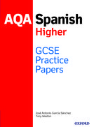 AQA GCSE Spanish Higher Practice Papers