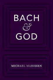 Cover for Bach & God