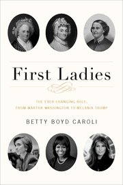 Cover for   First Ladies