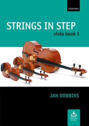 Strings in Step Viola Book 1 (Book and CD)