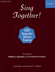 Cover for Sing Together Sing Together
