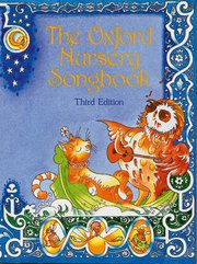 Cover for The Oxford Nursery Song Book