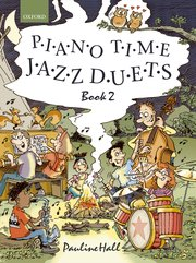 Piano time jazz duets image