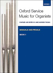 Oxford service music for organ image