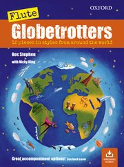 Cover for Flute Globetrotters