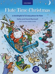 Flute Time Christmas image
