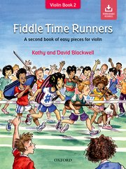 Cover for Fiddle Time Runners