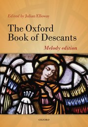 Oxford book of descants image