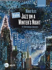 Jazz on a winter's night image