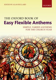 Oxford book of Easy Flexible anthems image