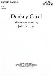 Donkey carol image