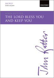 The Lord bless you and keep you image