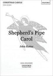 Shepherd's pipe carol image