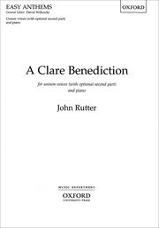 A Clare Benediction image