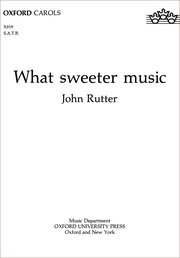 What sweeter music image