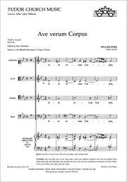 Ave verum corpus image