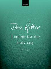 Lament for the Holy City image