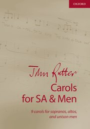 Carols for SA & Men image