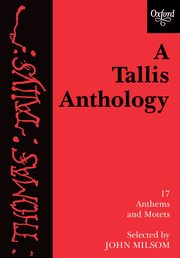 Anthology - 17 motets, anthems and partsongs image